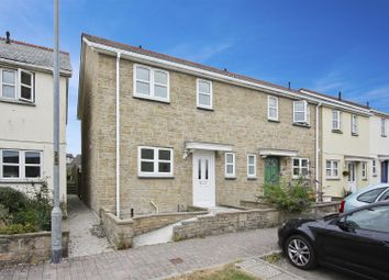 Thumbnail 3 bed end terrace house for sale in Clodan Mews, St. Columb Road, St. Columb