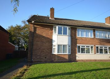 Thumbnail 3 bed flat for sale in Coleshill Road, Hodge Hill, Birmingham