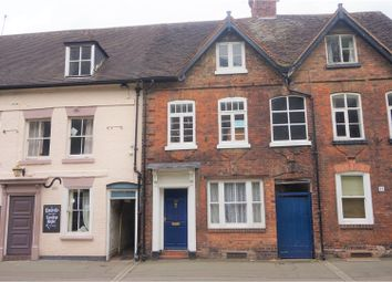 Thumbnail 3 bed terraced house for sale in Abbey Foregate, Shrewsbury