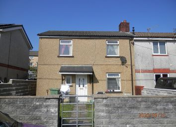 Thumbnail 3 bed semi-detached house for sale in Heol Pymmer, Tonyrefail, Rhondda Cynon Taff.