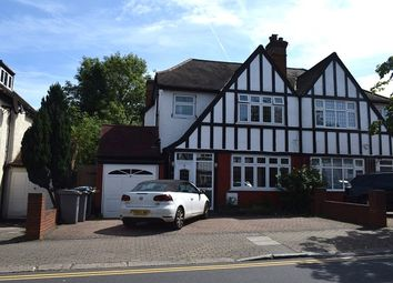 Thumbnail 4 bed semi-detached house to rent in Draycott Avenue, Kenton