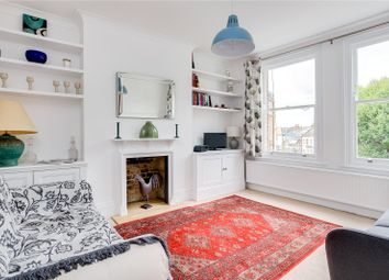 Thumbnail 3 bed flat to rent in Rostrevor Mansions, Rostrevor Road, Parsons Green, London
