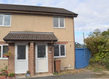 Thumbnail 2 bed terraced house to rent in Lavinia Drive, Plympton, Plymouth
