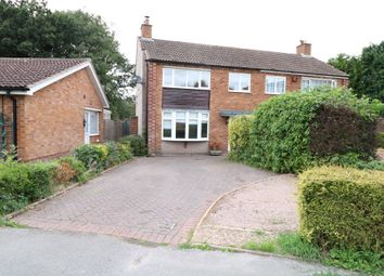 Thumbnail 3 bed semi-detached house to rent in Wheeler Close, Chadwick End, Solihull