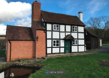 Thumbnail 2 bed detached house to rent in Spetchley, Worcester
