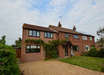 Thumbnail 4 bed semi-detached house for sale in Beville, Woodwalton, Huntingdon, Cambridgeshire