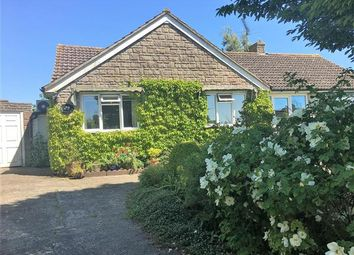 Thumbnail 3 bed bungalow for sale in Church Close, Stour Row, Shaftesbury