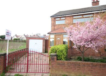 Thumbnail 3 bed semi-detached house for sale in Nethway Avenue, Layton, Blackpool, Lancashire