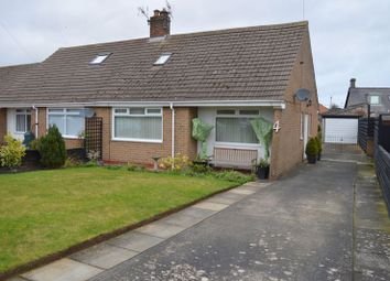 Thumbnail 3 bed semi-detached house for sale in Ladywell Place, Tweedmouth, Berwick-Upon-Tweed