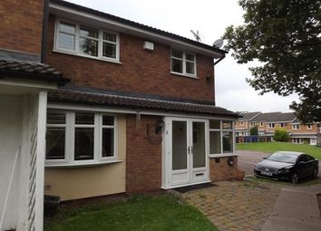Thumbnail 2 bedroom property to rent in Acorn Close, Cannock