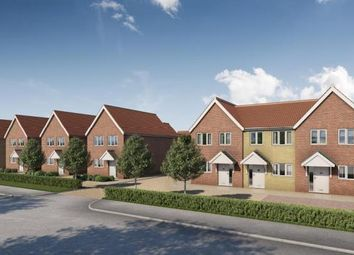 Thumbnail 3 bed link-detached house for sale in Little Canfield, Essex