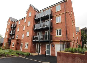 Thumbnail 1 bed flat for sale in Swinden Court Trinity Road, Darlington, County Durham