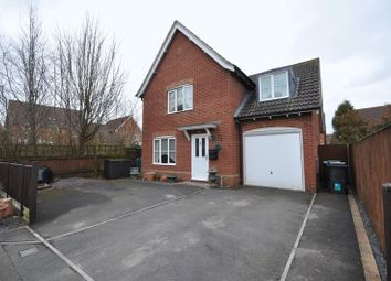 Thumbnail 3 bed detached house for sale in Cleveland Way, Westbury