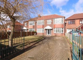 Thumbnail 4 bed semi-detached house for sale in Clarendon Road, Audenshaw, Manchester