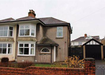 3 bed semi-detached house for sale in Moorside Road, West Cross, Swansea SA3