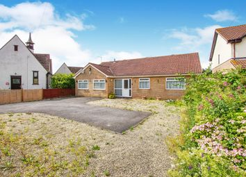 Thumbnail 4 bed detached bungalow for sale in Rock Lane, Stoke Gifford, Bristol