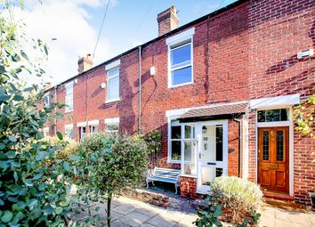 Thumbnail 2 bed terraced house to rent in Crescent Road, Cheadle
