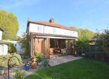 Thumbnail 3 bed semi-detached house for sale in Earlham Road, Norwich