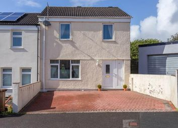 Thumbnail 3 bedroom end terrace house for sale in Plymouth, Devon