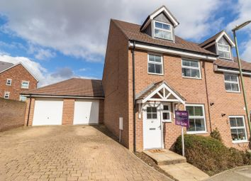 Thumbnail 3 bed semi-detached house for sale in Sedge Road, Andover