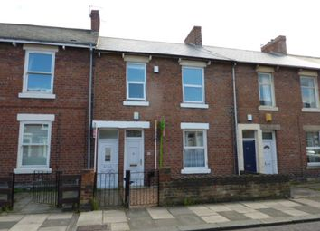 Thumbnail 3 bed flat to rent in Bolingbroke Street, Heaton, Newcastle Upon Tyne