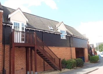 Thumbnail 1 bed flat to rent in Williams Avenue, Fradley, Lichfield