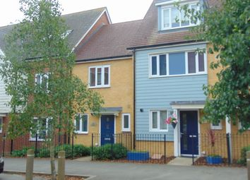 Thumbnail 2 bed terraced house to rent in Sir Henry Brackenbury Road, Ashford