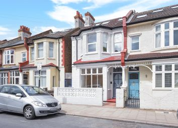 Thumbnail 4 bed terraced house for sale in Brudenell Road, London