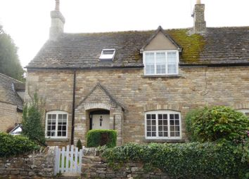 Thumbnail 3 bed cottage to rent in Well Cross, Edith Weston, Oakham