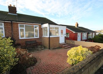 Thumbnail 2 bedroom semi-detached bungalow for sale in The Oval, Rothwell, Leeds