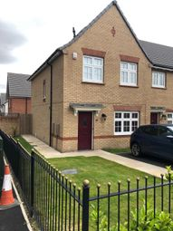 Thumbnail 3 bedroom semi-detached house to rent in Ashley Lane, Moston