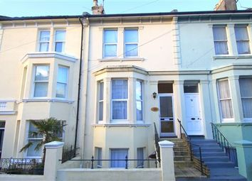 Thumbnail 3 bed terraced house for sale in Vere Road, Brighton, East Sussex