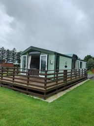 Thumbnail 2 bed mobile/park home for sale in Glenluce, Newton Stewart