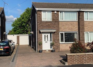 Thumbnail 3 bed property for sale in Twickenham Close, Halfway, Sheffield