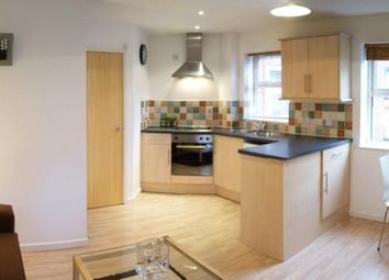 Thumbnail 2 bed flat to rent in Highbury Court, Meanwood, Leeds