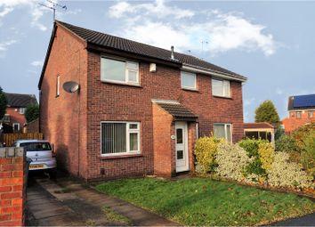 Thumbnail 2 bedroom semi-detached house for sale in Grange Fields Road, Leeds