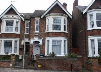 Thumbnail 2 bedroom flat to rent in Russell Avenue, Bedford