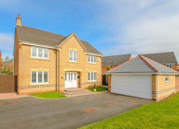 Thumbnail 4 bedroom detached house for sale in Kingfisher Close, Watermead Grange, Brownhills