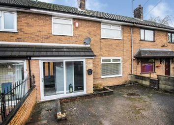 Thumbnail 3 bed town house for sale in Haslemere Avenue, Milton, Stoke-On-Trent