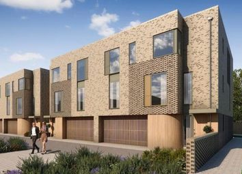 Thumbnail 4 bed town house for sale in The Cambridge At Great Kneighton, Long Road, Trumpington, Cambridge