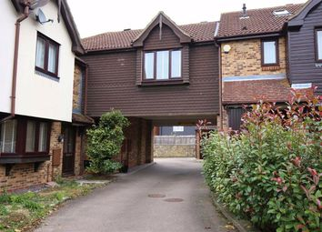 Thumbnail 2 bed end terrace house for sale in Middle Mill Road, East Malling, West Malling
