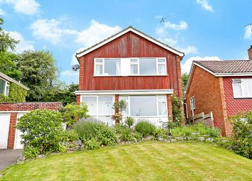 Thumbnail 3 bed detached house for sale in Sergison Close, Haywards Heath, West Sussex