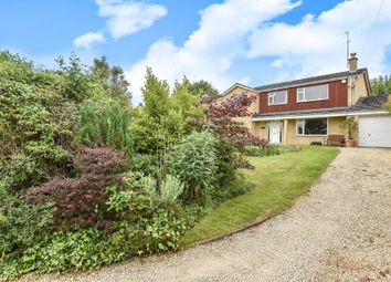 Thumbnail 4 bed detached house for sale in The Headlands, North Woodchester, Stroud