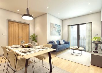 Thumbnail 2 bed flat for sale in Pearman Court, 19 Collingdon Street, Luton
