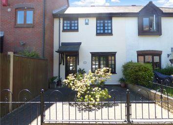 Thumbnail 3 bedroom end terrace house for sale in Vallis Close, Poole, Dorset