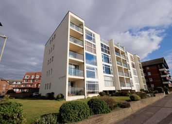 Thumbnail 2 bed flat for sale in Solent Heights, Marine Parade East, Lee-On-The-Solent