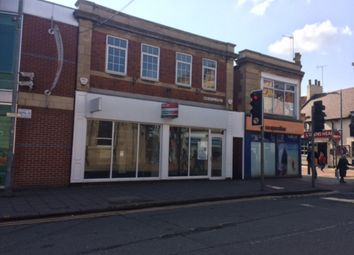 Thumbnail Retail premises to let in Newcastle Street, Worksop