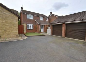 Thumbnail 4 bed detached house for sale in Wheatlands, Stevenage, Herts