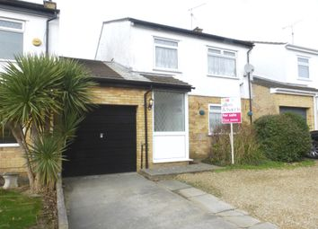 Thumbnail 4 bed link-detached house for sale in Wye Close, Barry