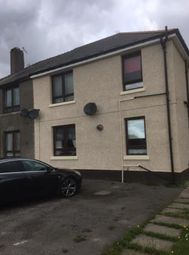 Thumbnail 1 bedroom flat to rent in Victoria Road, Fauldhouse